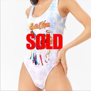 Other - One Piece Sailor Moon Bathing Suit